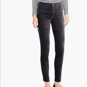 J. Crew Mercantile Mid-Rise Skinny Jean In Velvet